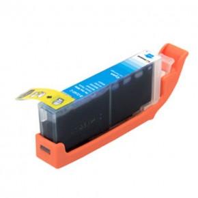 Justprint 451XLC - Ink Cartridge Compatible to Canon 451XL Cyan