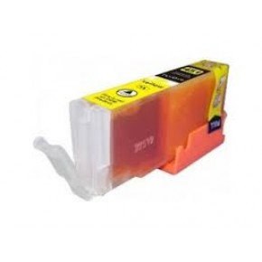 Justprint 451XLY - Ink Cartridge Compatible to Canon 451XL Yellow