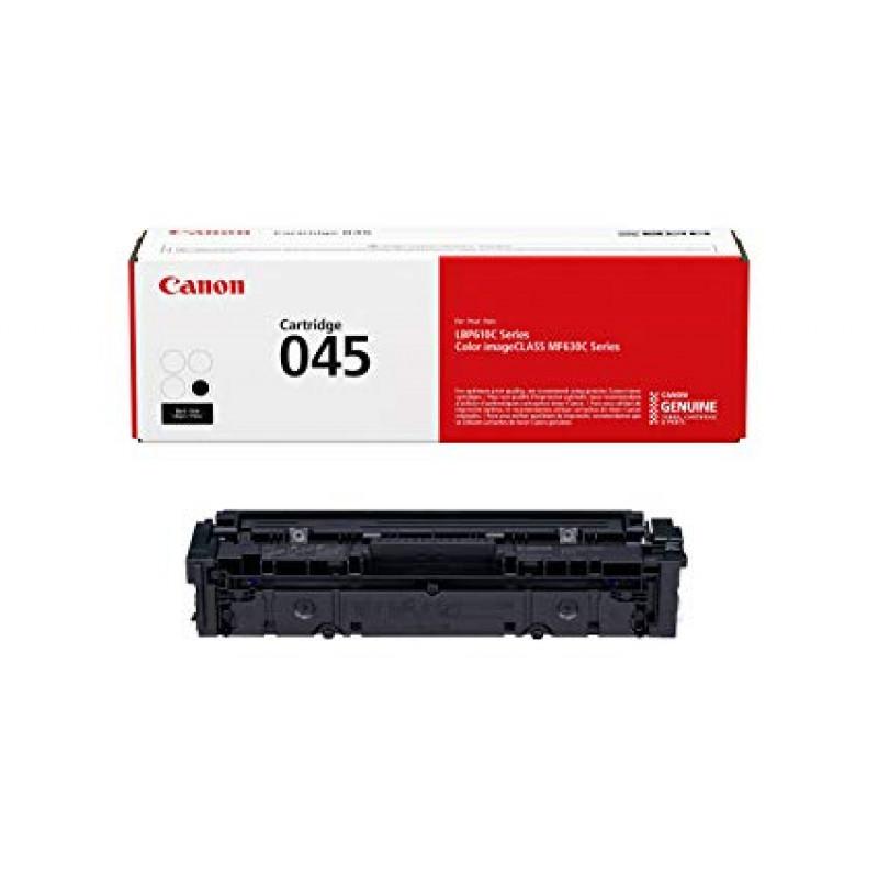 Canon 045 Black Original Toner Cartridge (1242C002)