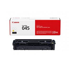 Canon 045 Yellow Original Toner Cartridge (1239C002)