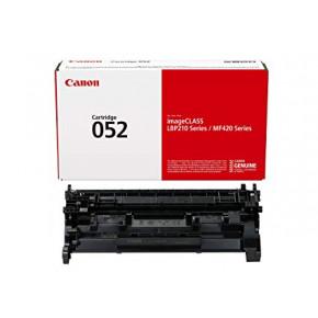 Canon 052 Black Original Toner Cartridge (2199C002)