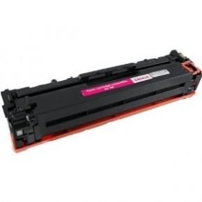 Justprint CB543A - Toner Cartridge Compatible To HP CB543A/125A Magenta