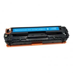 Justprint CB541A - Toner Cartridge Compatible To HP CB541A/125A Cyan