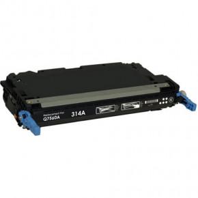 Justprint Q7560A - Toner Cartridge Compatible To HP Q7560A/314A Black