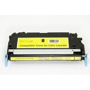 Justprint Q7562A - Toner Cartridge Compatible To HP Q7562A/314A Yellow