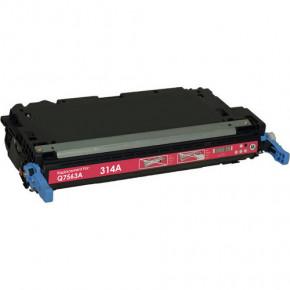 Justprint Q7563A - Toner Cartridge Compatible To HP Q7563A/314A Magenta