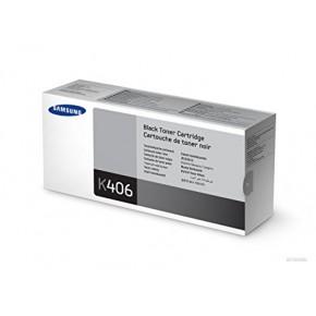 CLTK406S-Samsung CLT406 Black Original Toner Cartridge