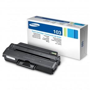 MLTD103L-Samsung 103L High Yield Original Black Toner Cartridge