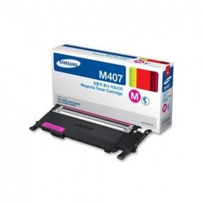 CLTM407S-Samsung CLT407 Magenta Original Toner Cartridge